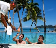 Tropica Island Resort – Pool Cocktails