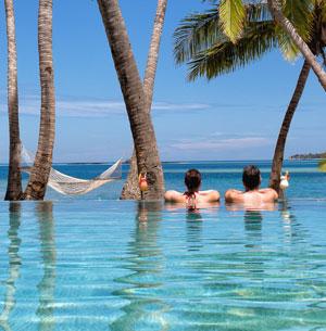 tropica island resort fiji romance