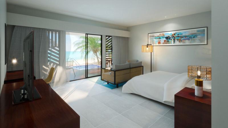 sheraton tokoriki fiji beachfront retreat room