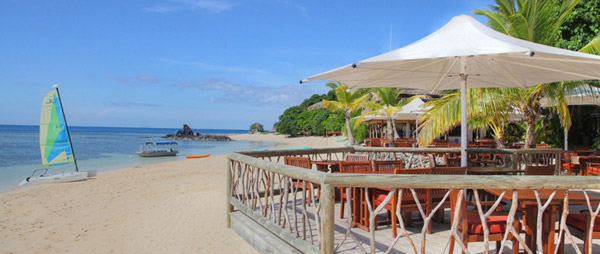 castaway resort fiji meal deals