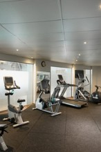 Double Tree Resort by Hilton Hotel Fiji – Gym