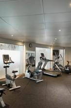 Double Tree Resort by Hilton Hotel Fiji – Gym