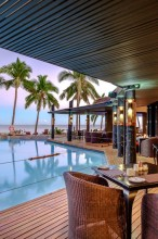 Double Tree Resort by Hilton Hotel Fiji – Poolside Dining