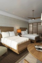 Fiji Marriott Resort Momi Bay – Deluxe Lagoon Front Guest Room