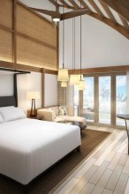 Fiji Marriott Resort Momi Bay – Lagoon Front Bure Guest Room
