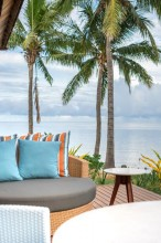 Fiji Marriott Resort Momi Bay – Ocean Front Bure Terrace