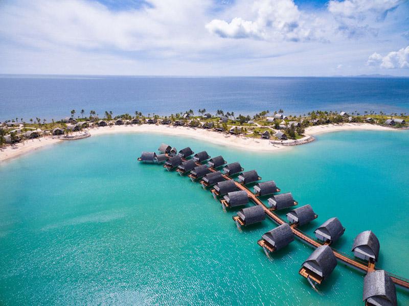fiji marriott resort momi bay over water bungalows