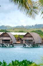 Fiji Marriott Resort Momi Bay – Over Water Bures