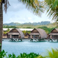 fiji marriott resort momi bay over water bungalows