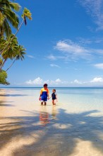 Jean Michel Cousteau Resort Fiji – Beach