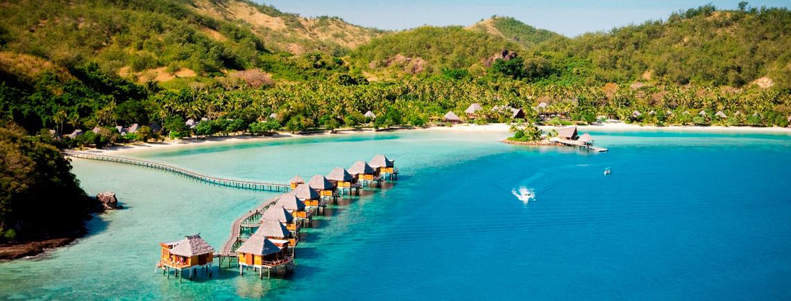 luxury fiji resort