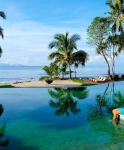 Nanuku Auberge Resort Fiji – Bunkhouse Pool