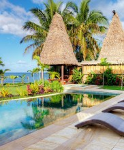 Nanuku Auberge Resort Fiji – Beachfront Grand Residence