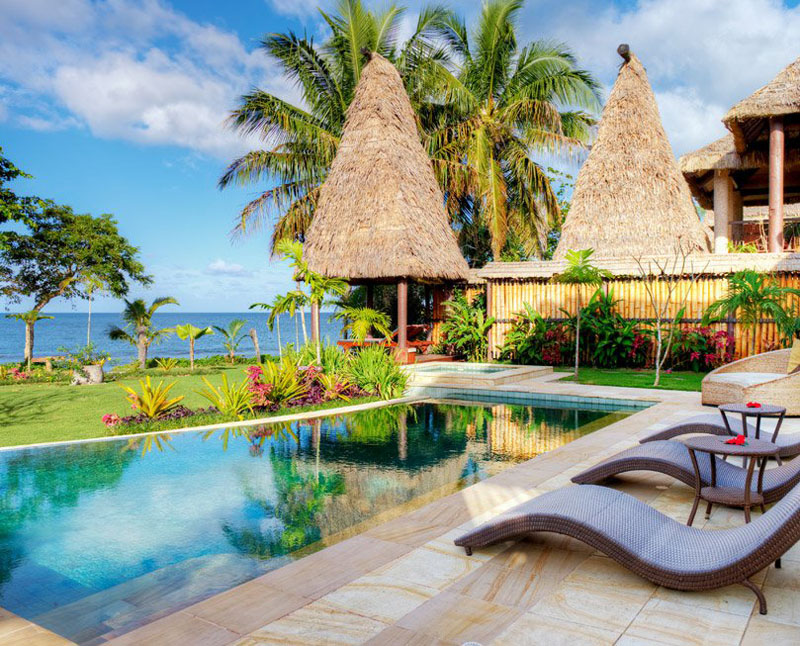 nanuku auberge resort fiji three bedroom grand pool residence