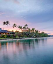 The Warwick Resort & Spa Fiji – Front