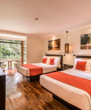 The Warwcik Resort & Spa Fiji – Garden View Room Double Double