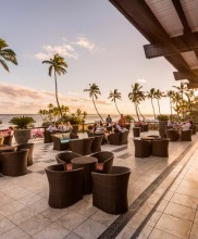 The Warwick Resort & Spa Fiji – Sunset Deck Exterior