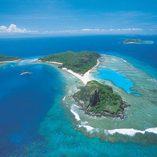 fiji yasawa islands cruise