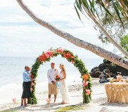 Royal Davui Island Resort – Wedding