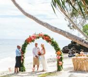Royal Davui Island Resort – Wedding