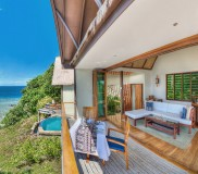 Royal Davui Island Resort – Plunge Pool Suite (east)