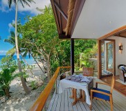 Royal Davui Island Resort – Plunge Pool Villa Beachfront