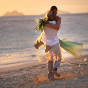 castaway resort fiji wedding