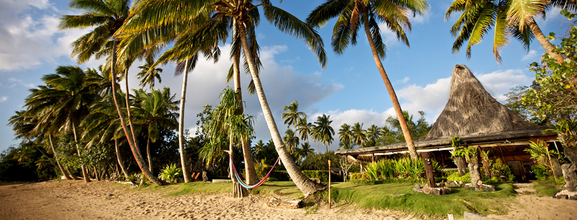 beqa lagoon resort fiji beachfront
