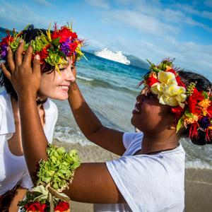 fiji cultural cruise