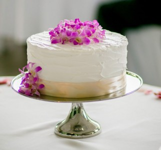 Fiji Wedding Inspiration – Cake