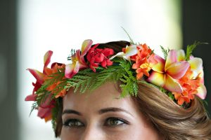 Fiji Wedding Inspiration – Flower Wreath