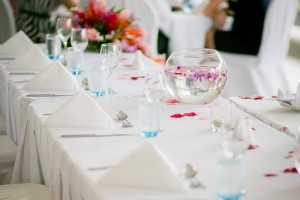 Fiji Wedding Inspiration – Table Decorations
