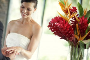 Fiji Wedding Inspiration – Flowers