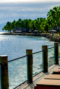 Sheraton Denarau Fiji – Deck Pool
