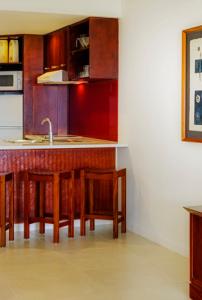 Sheraton Denarau Fiji – Kitchen