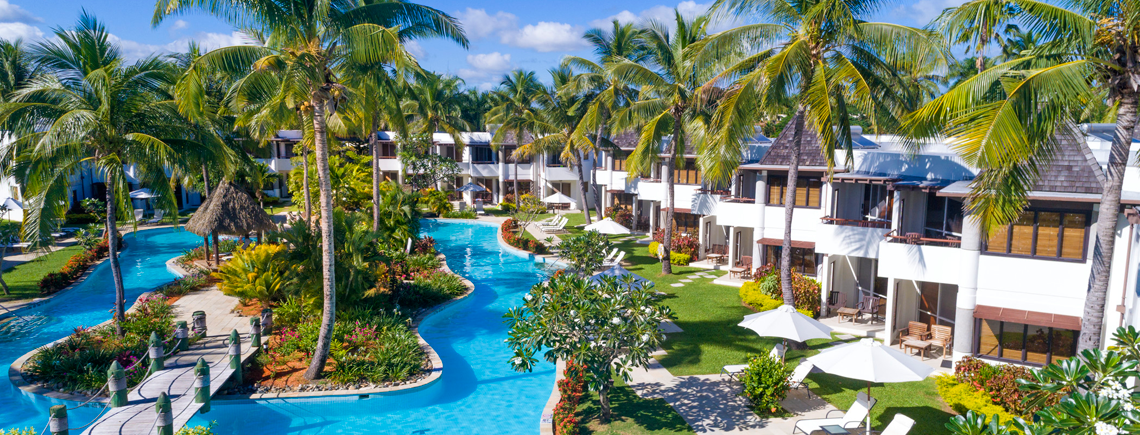 Sheraton denarau villas fiji luxury family friendly fiji for Exklusive luxushotels