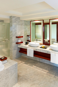 Sheraton Resort Fiji – Presidential Suite Bathroom