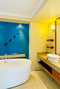 Sheraton Resort Fiji – Studio Bathroom