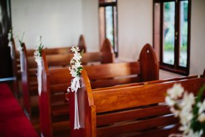 Fiji Wedding Inspiration – Chapel Interior