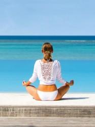 Kokomo Island Resort – Yoga and Relaxation