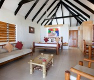 Tropica Island Resort – Bure Interior