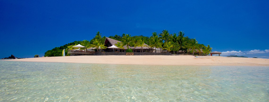castaway resort fiji family holiday