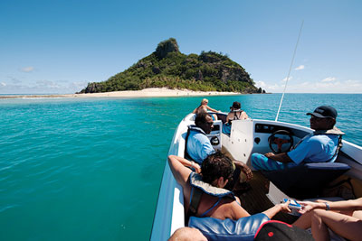fiji holiday with kids castaway island resort family pass