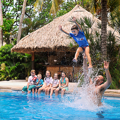 fiji holiday with kids castaway island resort