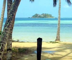 fiji travel review tropica island resort