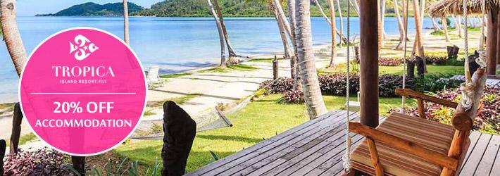 travel special tropica island resort fiji