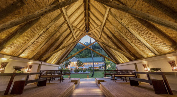 fiji resort review malolo island resort arrival bure