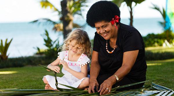 fiji travel review nanuku auberge resort kids club