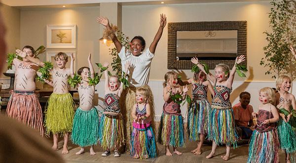 resort review malolo island resort kids meke performance