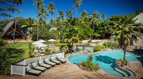 resort review malolo island resort pool